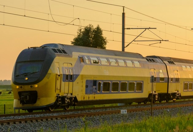 Geen treinen tussen Venlo en Eindhoven door aanrijding
