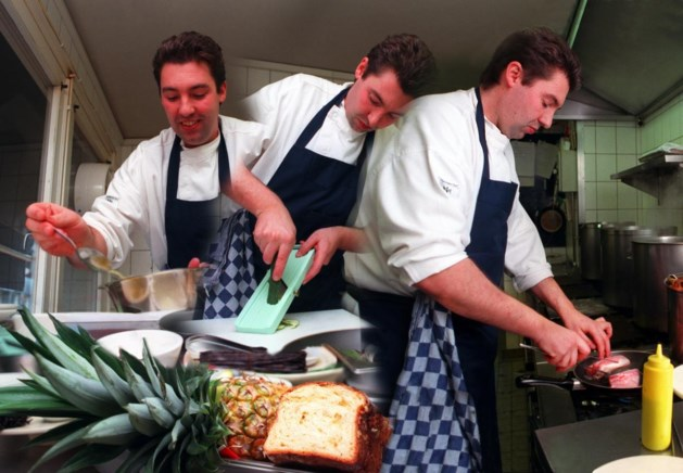 Beluga terug op Preuvenemint met frieten en oesters