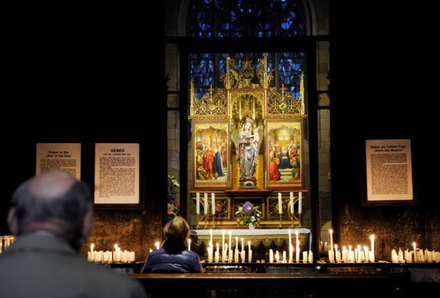 Speciale Mariaviering in Onze Lieve Vrouwe-basiliek in Maastricht
