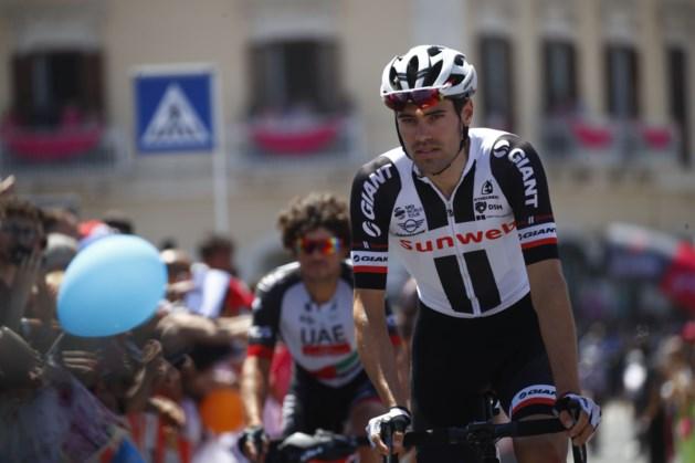 Het olijke trio van de Giro d'Italia