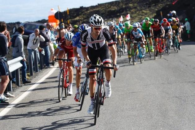 Tom Dumoulin doet uitstekende zaken met derde plek in Giro