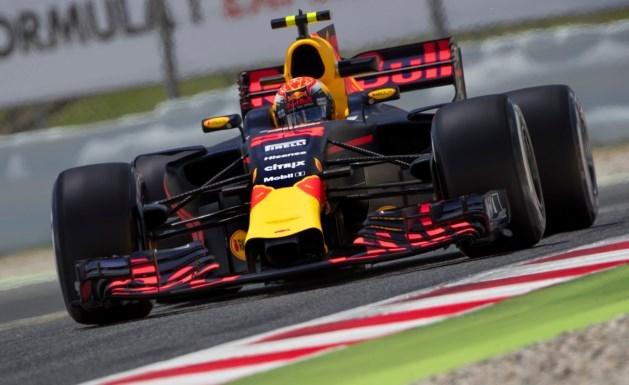 GP Spanje na een bocht voorbij voor Max Verstappen
