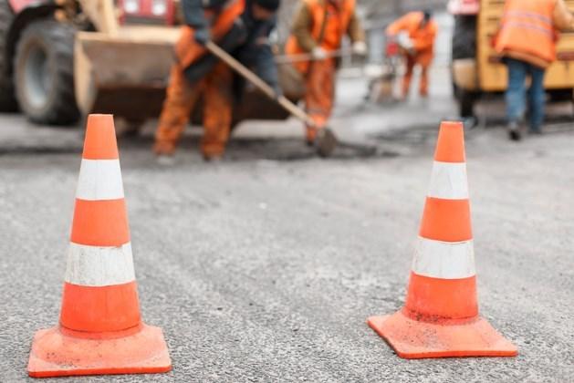 Werkzaamheden A73 uitgesteld vanwege verwachte regenval