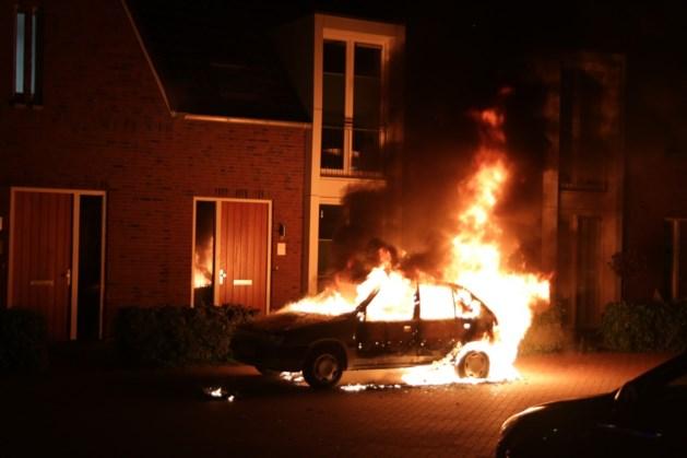 In deze plaatsen waren vorig jaar de meeste autobranden