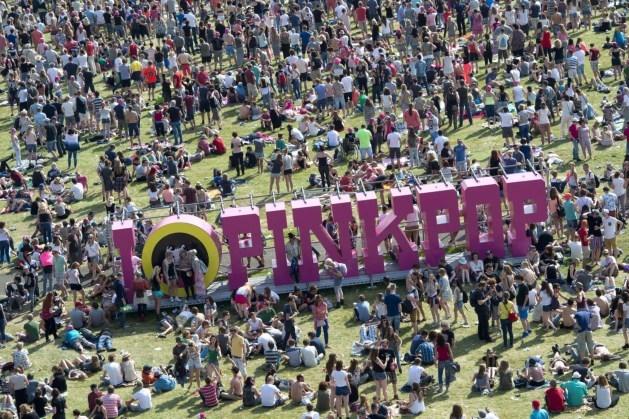 Winnaars Pinkpop actie