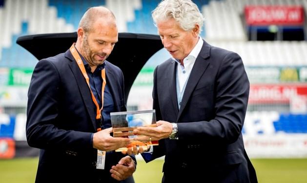 VVV-trainer Steijn valt nóg een keer in de prijzen