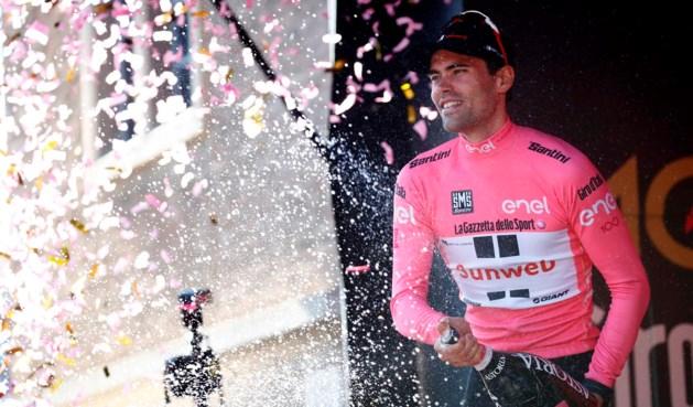 Gaviria sprint naar winst in Giro, roze Dumoulin onbedreigd