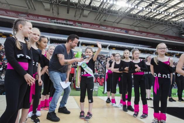 Megaballet in Philips Stadion dankzij achtjarige Floor