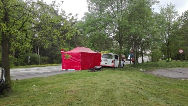 Patiënt in ambulance overlijdt na tragische botsing