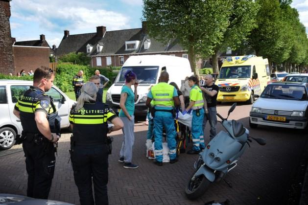 Vrouw gewond geraakt bij ongeluk met scooter in Heerlen
