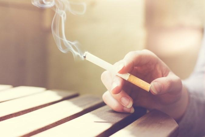 'Eet gerust terwijl ik rook'