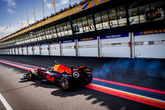 Max Verstappen ziet Grand Prix in Zandvoort helemaal zitten