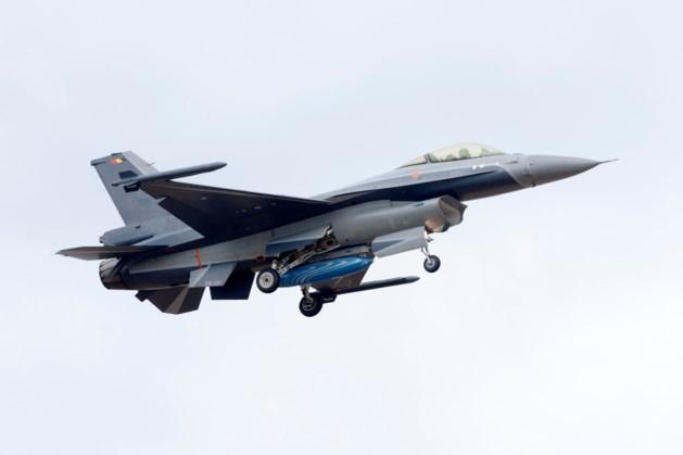 Mysterieuze knal in Zuid-Limburg komt door Belgische F-16