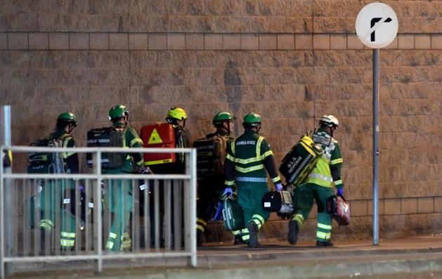 Explosie Manchester was zelfmoordaanslag