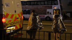 Foto's online van vermiste kinderen Manchester na explosie