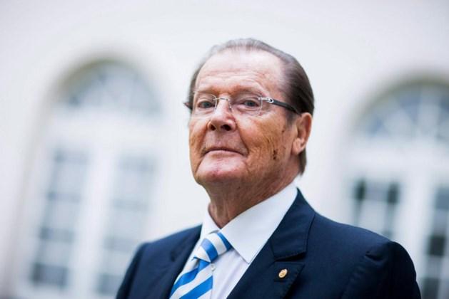 Oud-James Bond acteur Roger Moore overleden