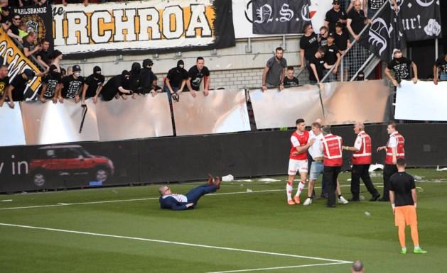 Rellen play-offs: boete Roda, vrijspraak MVV