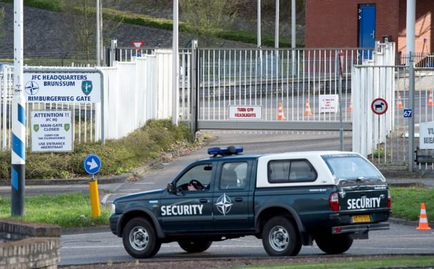 Wat doet de NAVO op zwaarbewaakte basis in Brunssum?