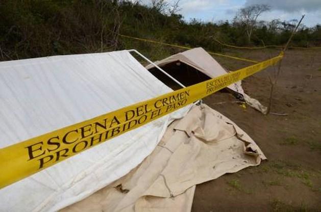Politie Mexico vindt vijf onthoofde lichamen