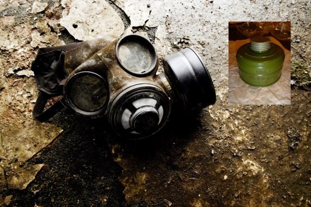 200.000 gasmaskers met asbest in beslag genomen in Maasgouw