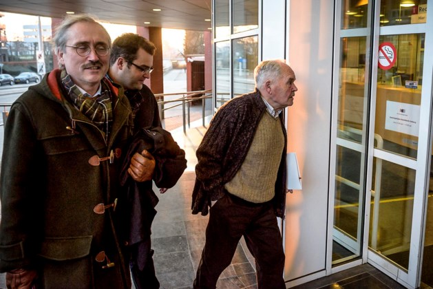 Zaak-Edelchemie aangehouden na TIA 82-jarige verdachte