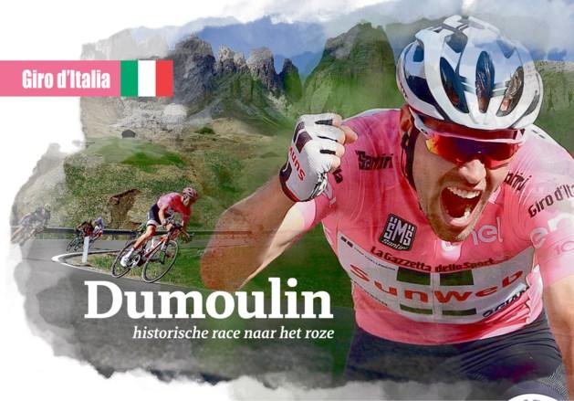 Fotoboek De Limburger over Giro-held Tom Dumoulin