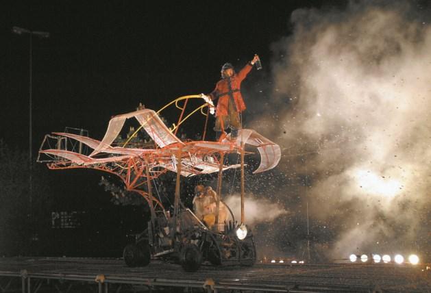'Mad Max'-achtige parade opent Cultura Nova