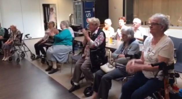 Nieuw: danslessen met rollator