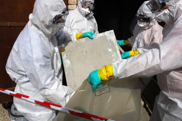 Asbestklus in Limburg groter dan gedacht