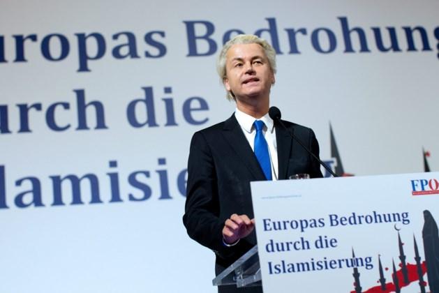 Geert Wilders niet vervolgd voor islam-speech in Oostenrijk