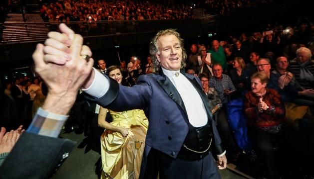 Rieu strijkt weer neer in Ziggo Dome voor nieuwjaarsshow