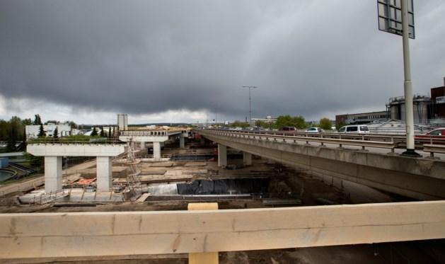 A2-project Maastricht: viaducten Noorderbrug gaan open