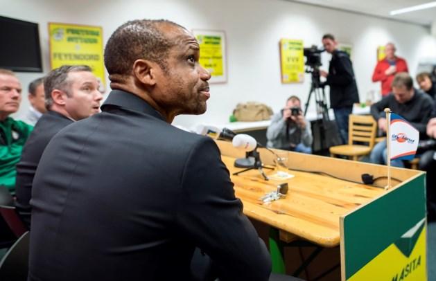 'Autoritaire Sunday Oliseh maakt van Fortuna tikkende tijdbom'