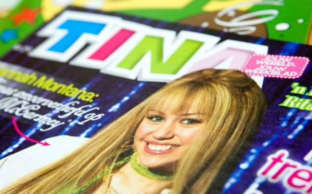 Stripblad Tina ziet Sara! 'kinderen veranderen niet'