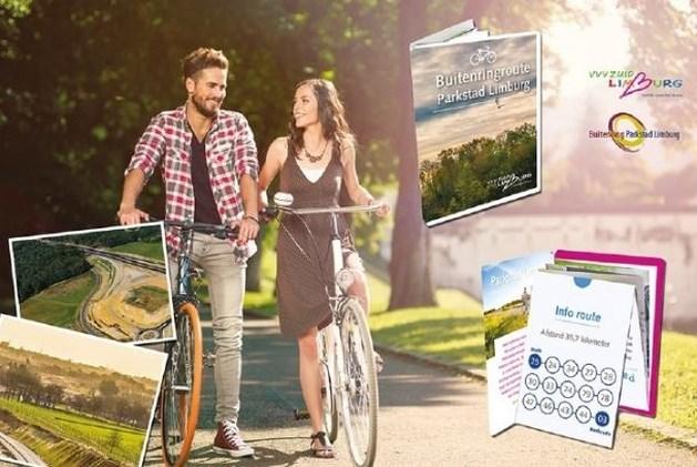 VVV-brochure over nieuwe fietsroute Buitenring