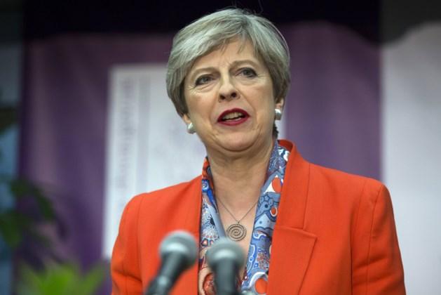 May wil aanblijven als Britse premier