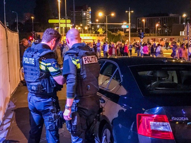 Terreurverdenking tegen verdachte Eindhoven