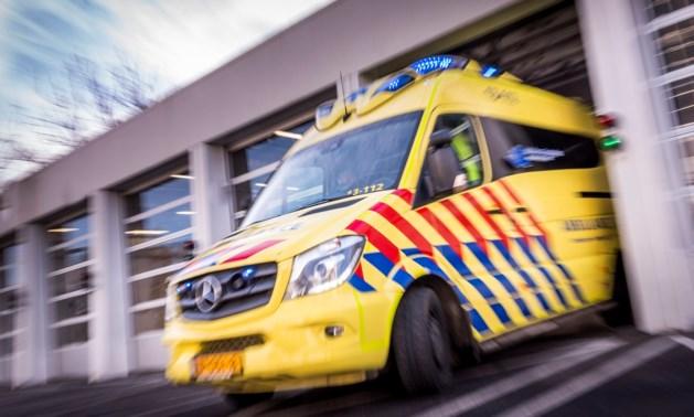 Ambulancemedewerkers schorten protestacties op