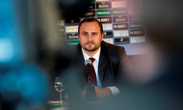Aleksei Korotaev zoekt weer toenadering tot Roda JC