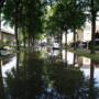 Grote wateroverlast door gesprongen leiding in Weert