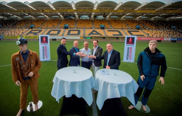 Roda JC strikt nieuwe hoofdsponsor