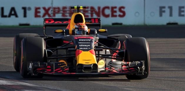 LIVE: Verstappen gaat voor podiumplek in Bakoe