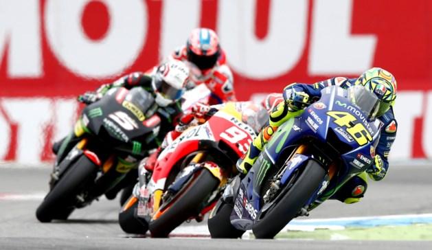 Rossi slaat weer toe in Assen en wint voor tiende keer