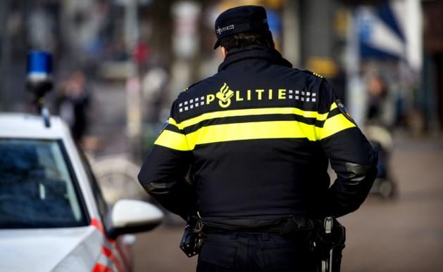 Man bijt agent in been in Eindhoven