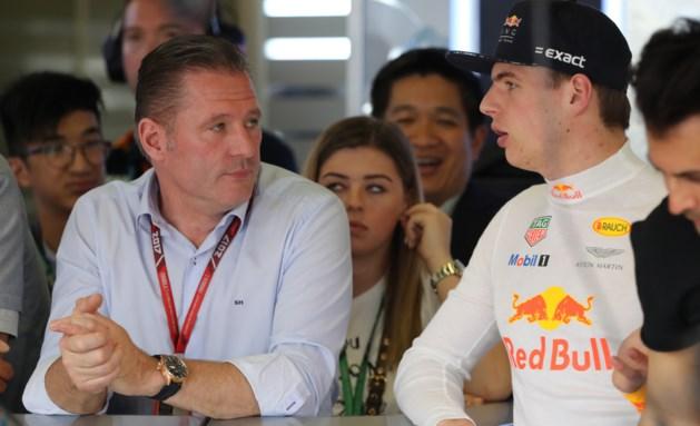 Jos Verstappen: 'Met deze auto had Max wereldkampioen kunnen worden'