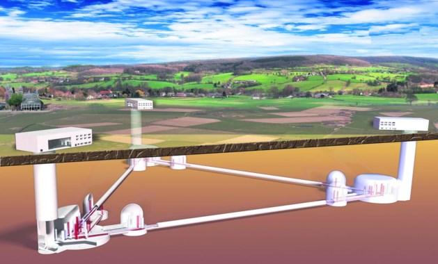 Heuvelland beste plek voor bouw peperdure Einstein Telescope