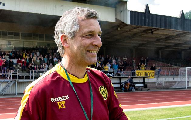 René Trost ontslagen bij Lierse Kempenzonen