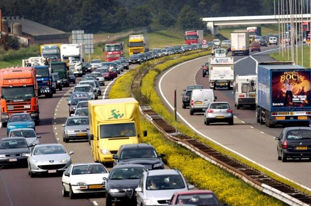 Verkeersdrukte neemt toe: steeds meer files in Limburg