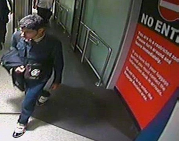 Dader Manchester liep urenlang met bom door de stad