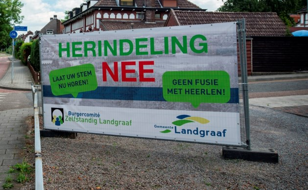 Referendum Landgraaf op 22 november